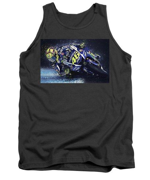 Valentino Rossi Tank Top