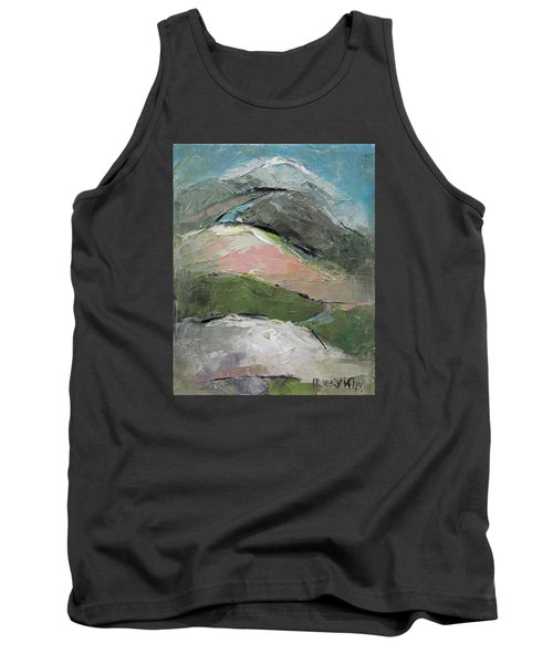 Valley Tank Top by Becky Kim