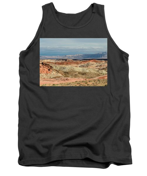 Valley Of Fire, Nevada Tank Top