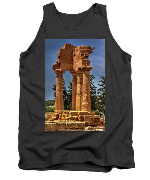 Valley Of The Temples I Tank Top by Patrick Boening