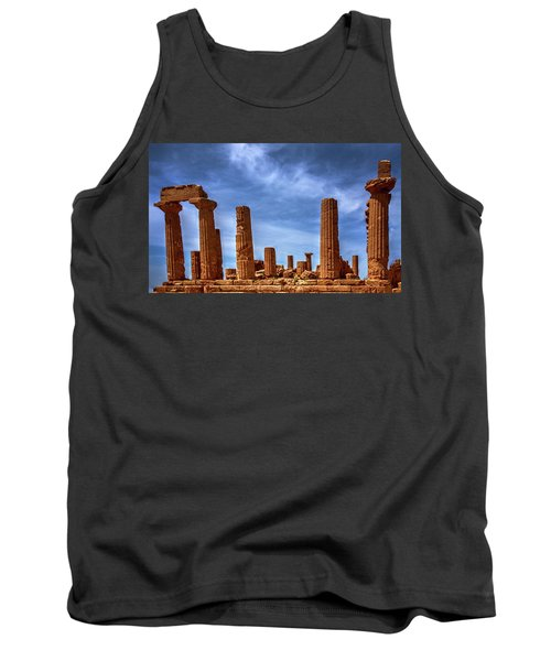 Valley Of The Temples IIi Tank Top