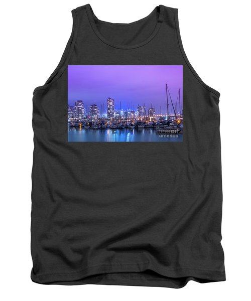 Tank Top featuring the photograph Vancouver by Juli Scalzi