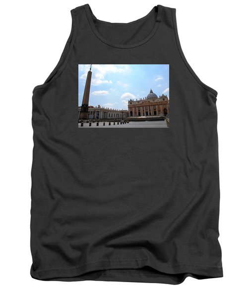 Vatican On Sunny Day Tank Top