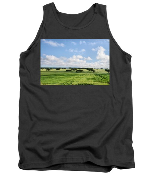 Vegetation Tank Top