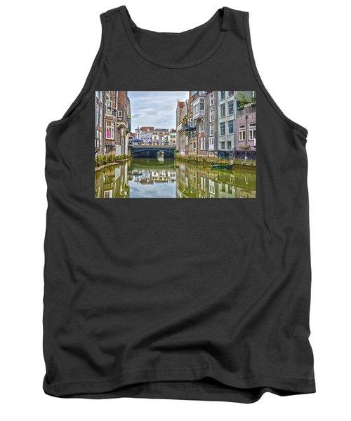 Venetian Vibe In Dordrecht Tank Top