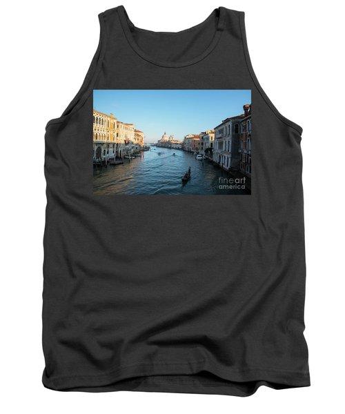 Venetian View  Tank Top by Yuri Santin