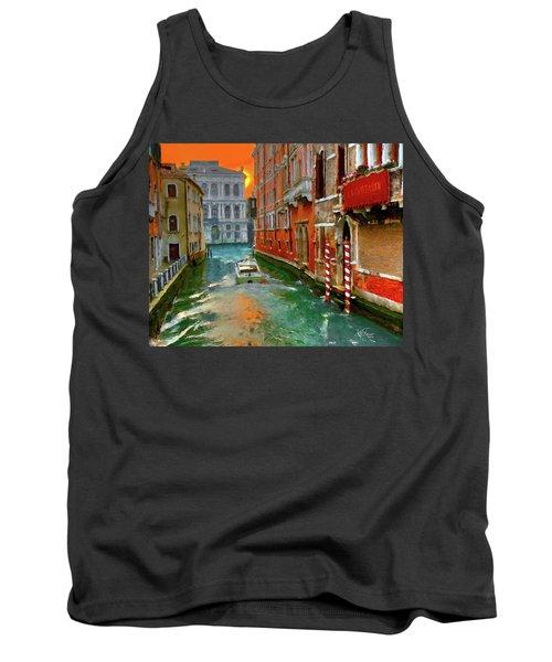 Venezia. Ca'gottardi Tank Top