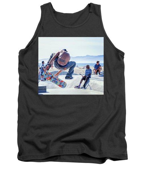 Venice Beach Skater Tank Top