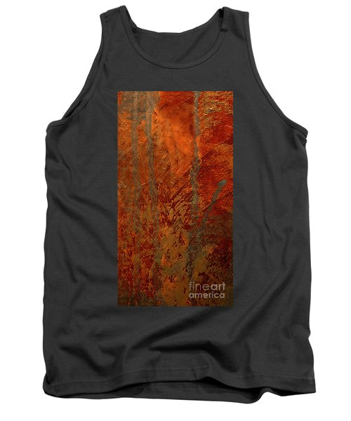 Tank Top featuring the mixed media Venice by Michael Rock