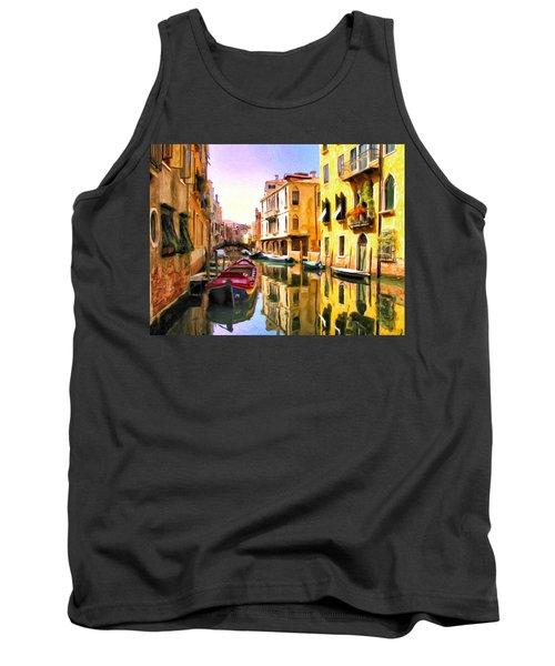 Venice Morning Tank Top