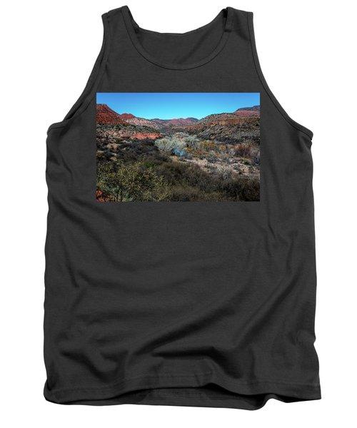 Verde Canyon Oasis Tank Top