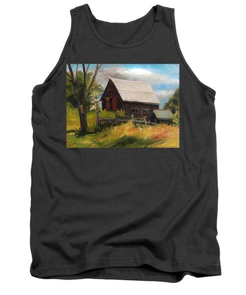 Vermont Barn Tank Top