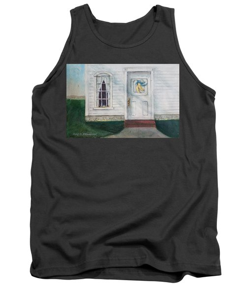 Vermont Fall Colors Tank Top