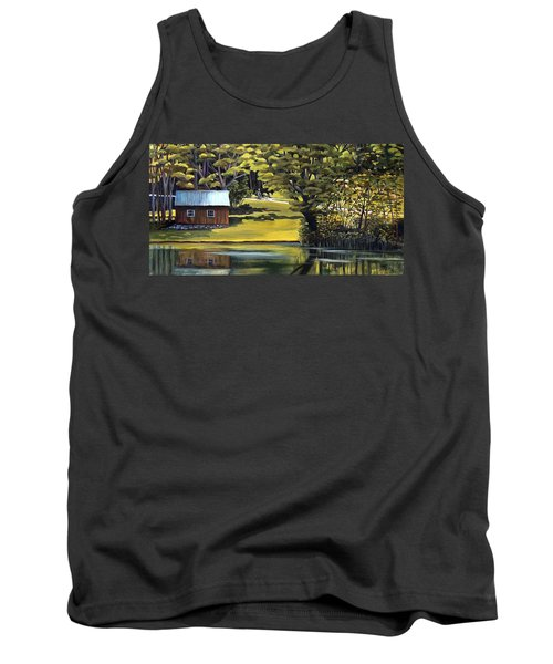 Vermont Greens Tank Top