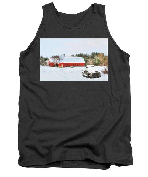 Vermont Memories Tank Top