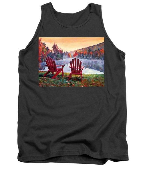 Vermont Romance Tank Top