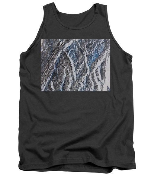 Tank Top featuring the photograph Vertical Climb by Lenore Senior