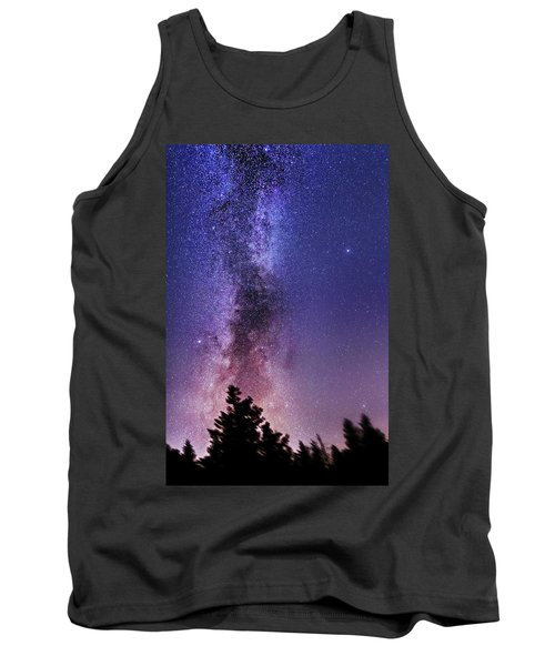 Vertical Milky Way Tank Top