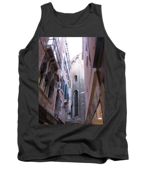 Vertigo In Venice Tank Top