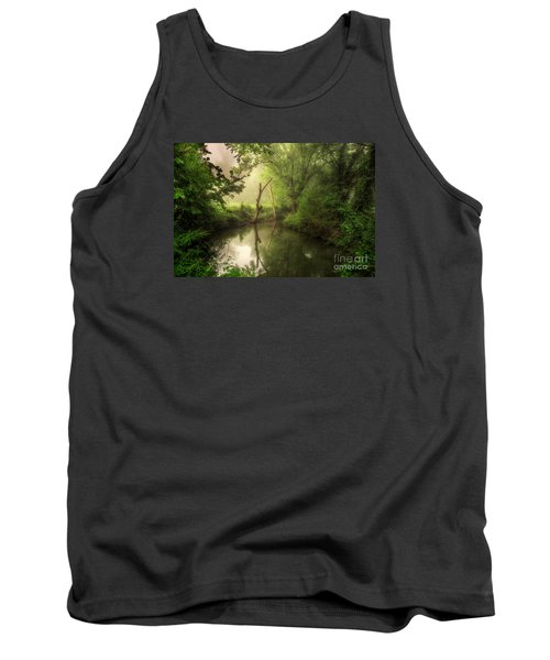 Tank Top featuring the photograph Veterans Of Ancient Storms by William Fields
