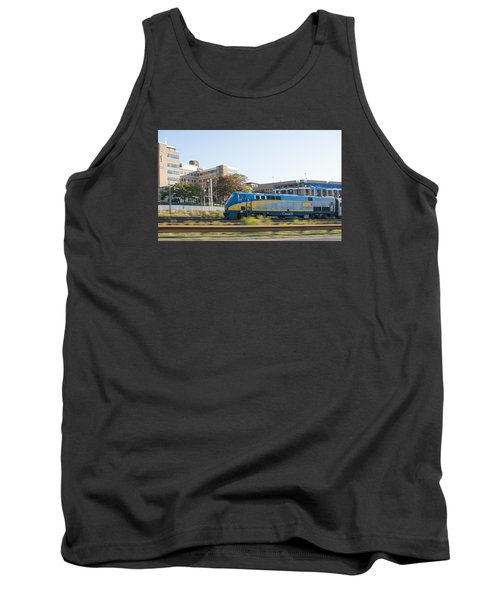 Via Rail Toronto Ontario Tank Top