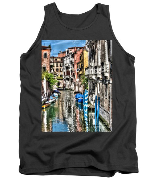 Viale Di Venezia Tank Top