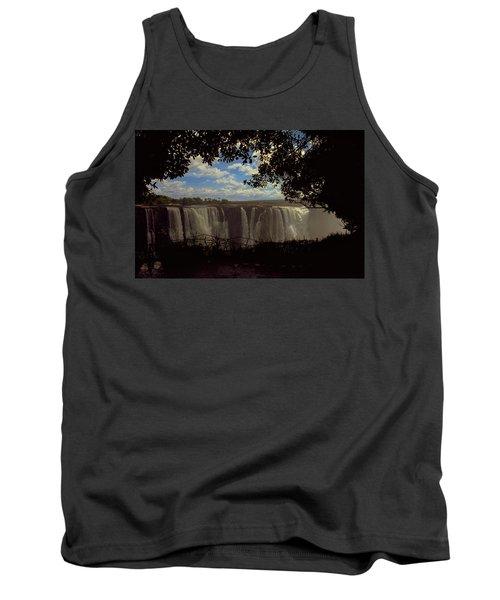 Victoria Falls, Zimbabwe Tank Top