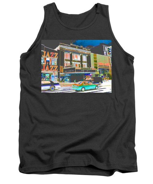 Victoria Theater 125th St Nyc Tank Top