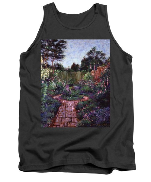 Victorian Secret Garden Tank Top
