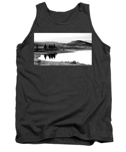 Tank Top featuring the photograph View by Brian Duram