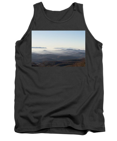 View From Blood Mountain Tank Top