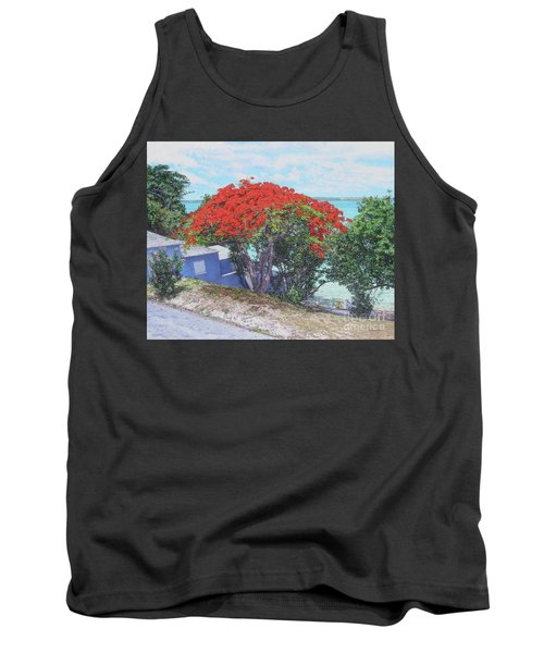 View From Hill Street Tank Top