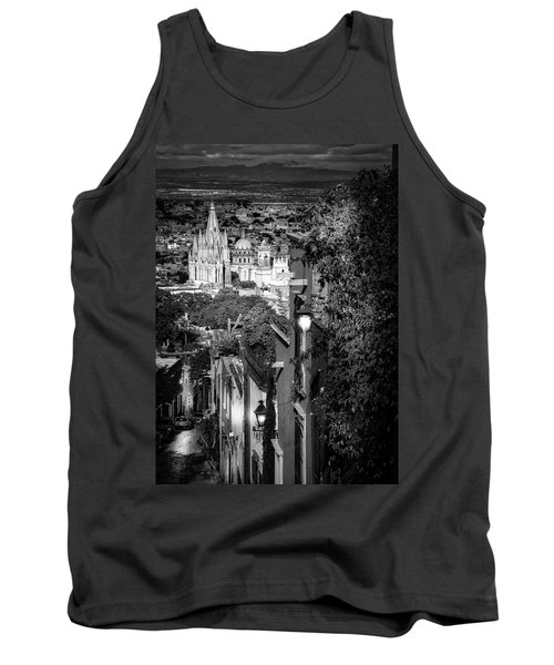View From The Hill Tank Top