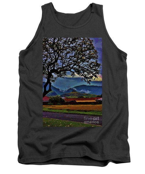 View From The School Yard Tank Top