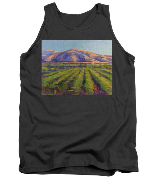View From The Train Tank Top