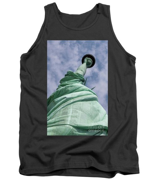 View Of The Statue Of Liberty Tank Top