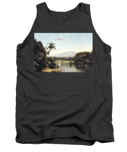 View On The Magdalena River Tank Top