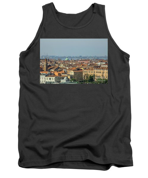 View On Venice Tank Top by Patricia Hofmeester