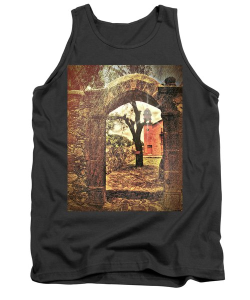 View To The Past Tank Top