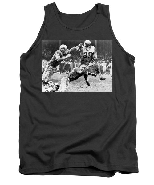 Viking Mcelhanny Gets Tackled Tank Top