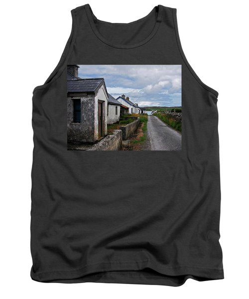 Village By The Sea Tank Top
