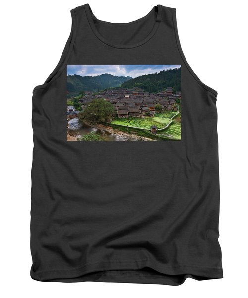 Village Of Joy Tank Top