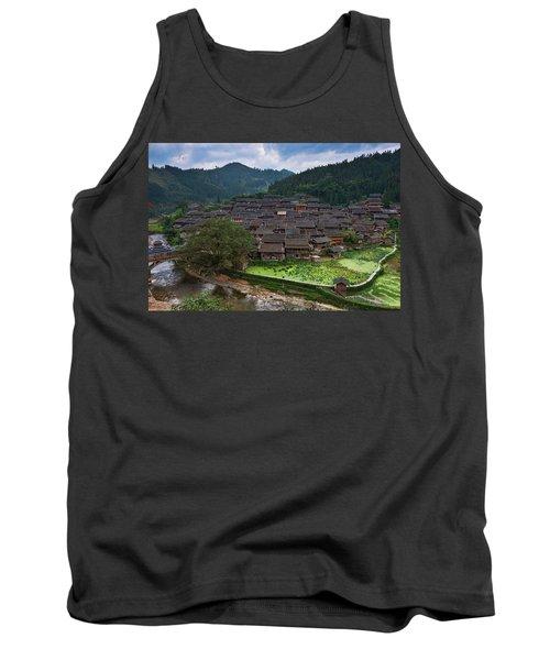 Village Of Joy Tank Top