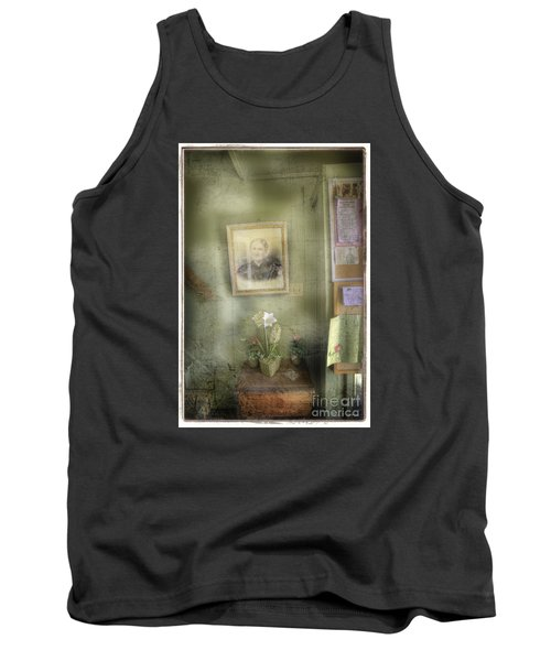 Vinalhaven Mother Tank Top by Craig J Satterlee