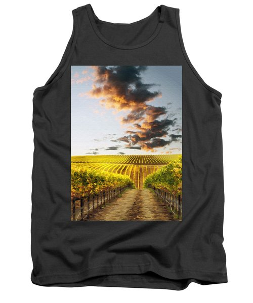 Vineard Aglow Tank Top