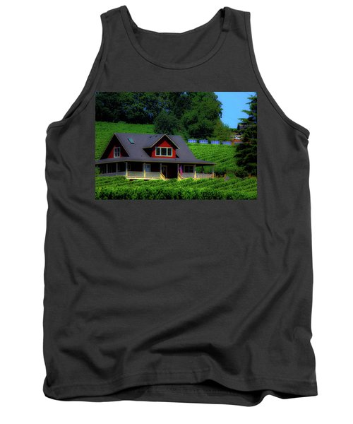 Vineyards Tank Top