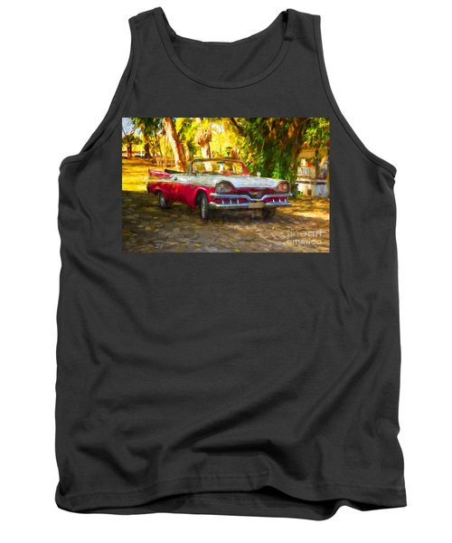 Vintage Dodge Custom Royal 1957 Tank Top