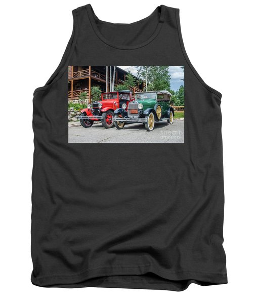 Vintage Ford's Tank Top