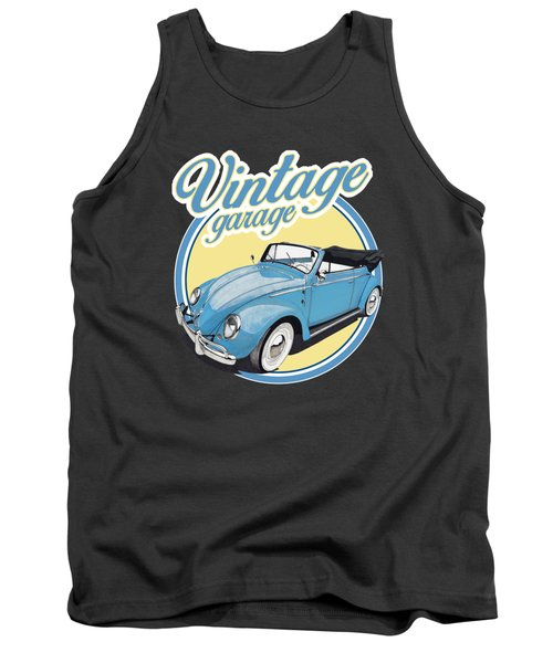 Vintage Garage Bug Tank Top