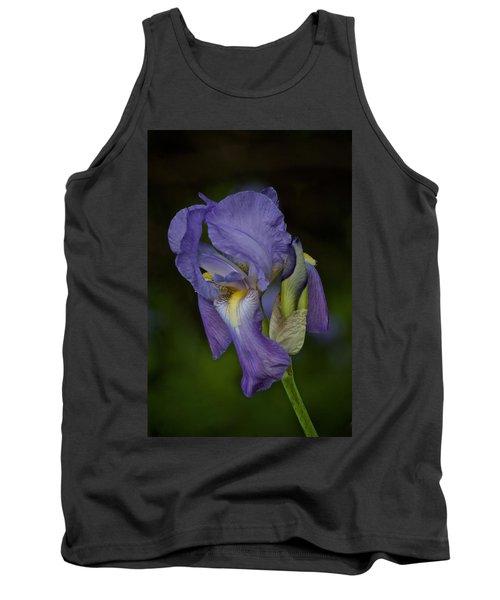 Vintage Iris May 2017 Tank Top